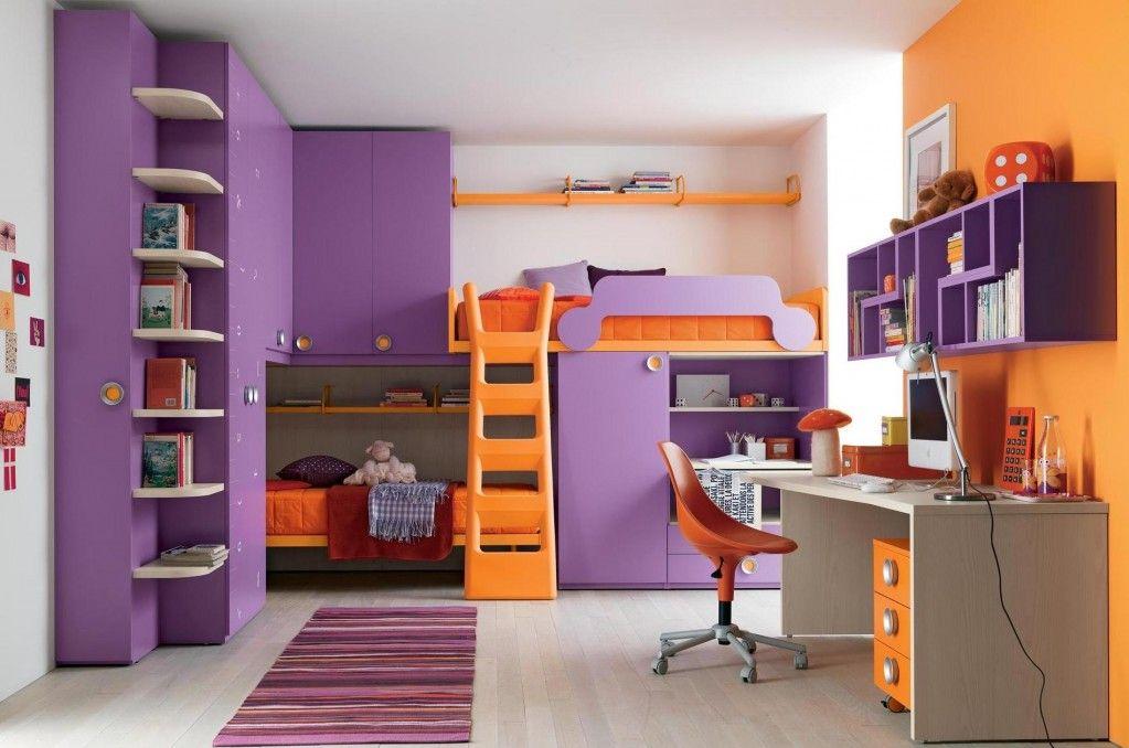 chambre ado studio id es d co pour une rentr e des cl r ussie - Lit Estrade Chambre Studio