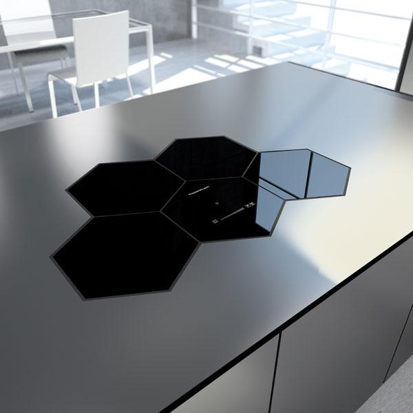 Quoi de neuf pour votre cuisine architecture interieure for Plan de travail inox pour plaque de cuisson