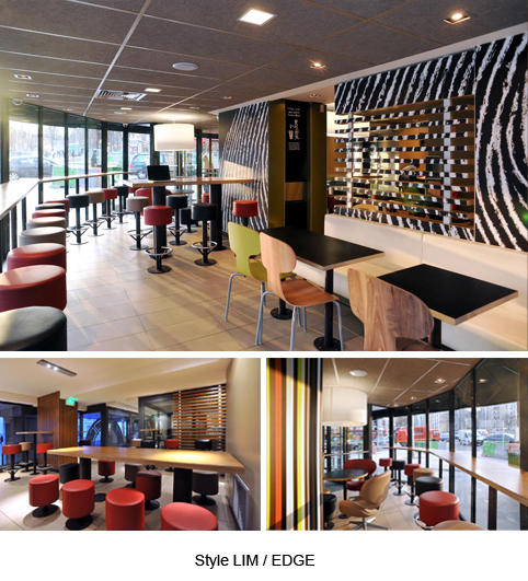 La deco des fast food blog cr atrice d 39 int rieurblog cr atrice d 39 int rieur - Deco snack ...