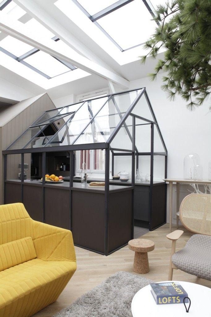Cuisine ouverte ou fermée ?-Architecture interieure Conseil
