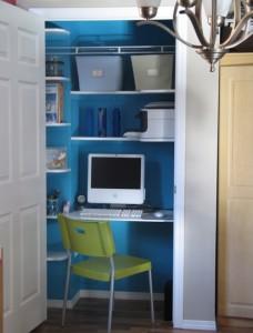 Une pièce dans votre placard