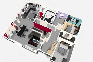 logiciel pour plan maison gratuit. excellent logiciel gratuit pour ... - Faire Les Plans De Sa Maison Gratuitement